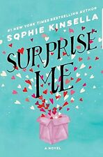 Surprise Me: A Novel by Sophie Kinsella  (Hardcover)