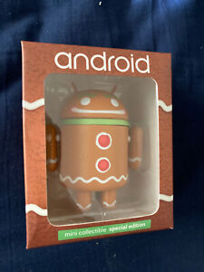 Android Mini Collectible 2017 Holiday Special Ed. - Ginger Gene by Andrew Bell