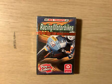 ACE Trumps - Racing Motorbikes - Play and Collect - Cartamundi New And Sealed
