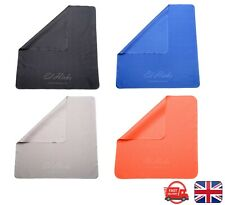 More details for microfiber large screen cleaning cloths for tv lcd laptop tablet - xl 30 x 30cm
