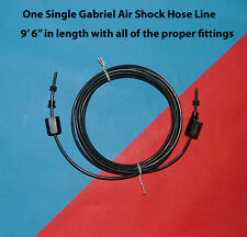 Single Replacement Air shock hose kit - - for Gabriel air shocks 9' 6""