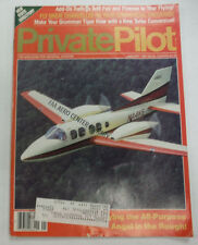 Private Pilot Magazine Fly Great Chandelles January 1987 FAL 060815R