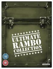 Rambo Movie Collection - Rambo 1-4 Blu-RAY NEW BLU-RAY (OPTBD2600)