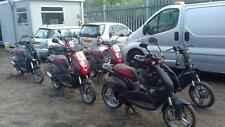 2009 Peugeot Ludix 50CC SCOOTER SPARES OR REPAIRS/SALVAGE   NO KEYS