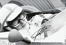 John Surtees Hand Signed Honda Racing F1 12x8 Photo 3.