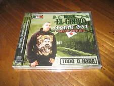 Dreck aka El Ciniko - Todo O Nada Rap CD - Crazy Mafia G Riders Cartel Mexkrime