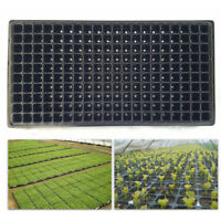 200 Cell Seedling Starter Tray Seed Germination Plant Propagation PLV