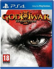 God of War III 3 Remastered | PlayStation 4 PS4 New (4)