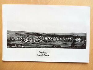 AK Staufenberg - Daubringen - Hessen / Gruß aus Daubringen / um 1910