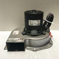 FASCO 7021-9656 Draft Inducer Blower Motor Assembly Type U21B 8981 used #M837