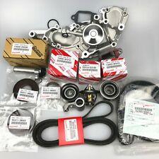 Genuine Timing Belt Water Pump Kit For Toyota Lexus 4Runner Tundra V8 4.7L OEM
