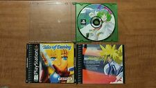 Tales of Destiny (Sony Playstation PS1, 1998)