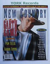 NEW COUNTRY MAGAZINE - February 1996 - Garth Brooks / Pam Tillis / Aaron Tippin