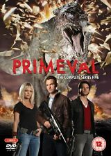 PRIMEVAL COMPLETE SEASON Series 5 - DVD 2 Disc Set Region 4 New & Sealed