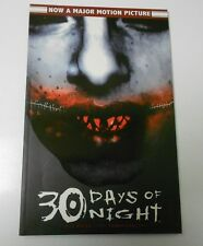 30 DAYS OF NIGHT Graphic Novel IDW Steve Niles Ben Templesmith HORROR MOVIE NM