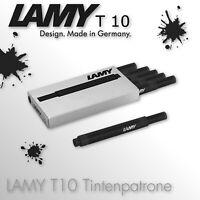 Lamy tintenpatronen tinte T10 Schwarz Füller Füllhalter Füllfederhalter Original