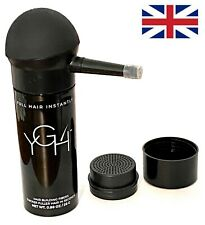 YGH - Hair Building Fibres and Pump Spray Applicator Keratin Hair Loss Fibers