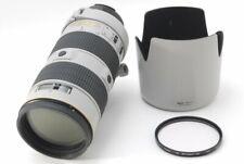Nikon AF-S Nikkor 80-200mm F2.8 D ED SWM ,Light Gray,From Japan,Excellent,TK1079