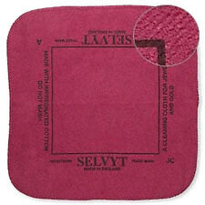 Selvyt Jewelry Polishing Cleaning Cloth for Platinum, 925 Silver & Gold Large