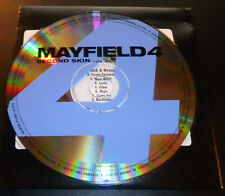 "MAYFIELD FOUR ""Second Skin"" -ADVANCE Promo- (CD 2001) 12-Tracks 4 ***DISC ONLY**"