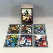 MARVEL GREATEST BATTLES (Rittenhouse/2013) Complete Base Card Set CLASSIC DUELS
