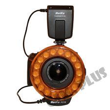 MeiKe FC-110 LED Marco Ring Flash fr Sony A77 A65 A57 A55 A37 A35 A900 A580 A390