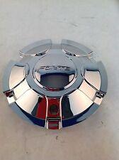 Forte F41 Houdini Chrome Wheel Center Cap 542-3 Hub Cap FTE20