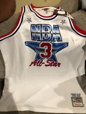 Authentic Patrick Ewing Mitchell & Ness 1991 91 All Star Jersey Size 52 2XL