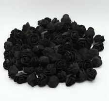 100 Pcs Real Looking Artificial Rose Flowers Wedding Decoration Free Shipping