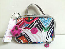 Authentic KIPLING Mila Multi Purpose Cosmetic Pen Case Bag Pouch Graphic AC7662