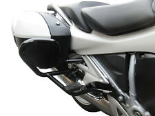 Pare carters Heed BMW R 1200 RT LC (2014 - 2018) noir arrière protection moteur