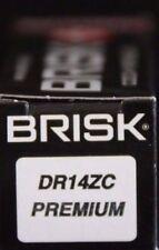 1X Brisk DR14ZC Zündkerze Yamaha LZ150 VZ150 Z150 VZ200 VZ225 LZ250 VZ250 LX300