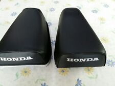 HONDA XR80 1979 AND 1980 MODEL REPLACEMENT SEAT COVER  (H205)