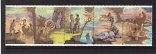 USSR Russia MNH 1989 Writer Fenimore Cooper,Books set mint stamps