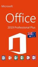 Microsoft Office 2019 Pro Professional Plus Windows Version %100 Legit on USB