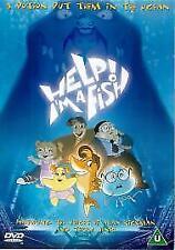 Help Im a Fish - DVD - Alan Rickman - Rare Australian Region 4 Release - XRENTAL