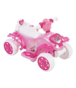 Disney Princess Electic Ride On Quad by Huffy
