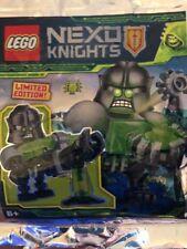 LEGO NEXO KNIGHTS LIMITED EDITION CYBERBYTER: 271827