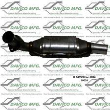 Davico Catalytic Converter Driver Left Side New LH Hand for Jaguar 18356
