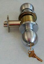 Schlage D53 Grade 1 Orbit Entry Knob 626 Sc1 Keyway 2 34 Backset