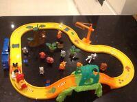 Pre-School Toy Zoo Bundle.