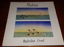"Original Record Australian Crawl ""Phalanx"" EMI 1983 ""Excellent Copy"""