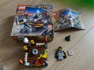 LEGO HARRY POTTER SORTING HAT 4701 IN BOX