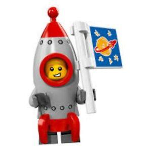 Lego Minifigures Series 17 Rocket Boy