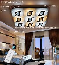 plafonnier LED XW245LNB Avec Télécommande Coloris blanc fluo gouvernable Sparsam