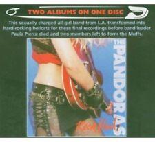 CD de musique live hard rock