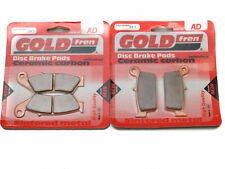 Goldfren Brake Pads Front & Rear For Honda CRF 230 M (Supermoto) 2009-2010