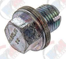M12x1.25 Single Oversize Oil Drain Plug w/ Gasket - 65402 for Lexus & Toyota
