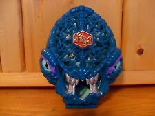 Mighty Max Doom Zones Liquidates the Ice Alien  Base Only  Bluebird Mattel 1992