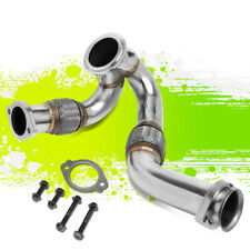 FOR 03-07 FORD SUPER DUTY 05 EXCURSION 6.0L TURBOCHARGER Y-PIPE UP PIPE 04 06